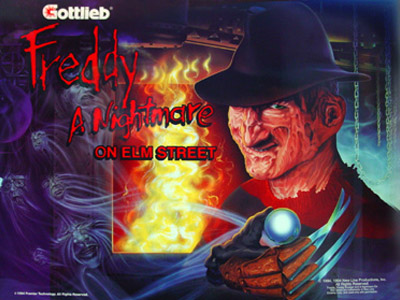 Freddy a Nightmare on Elm St