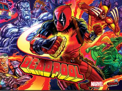 Deadpool Pro